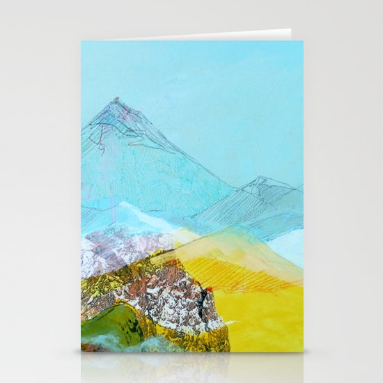 Mile High Stationery Card