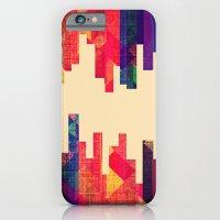 Night Visions: Textiles iPhone 6 Slim Case