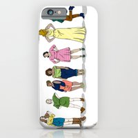 Fashion Line Up iPhone 6 Slim Case