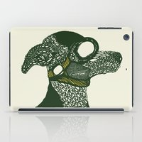Dog Likes To Fly Planes iPad Case