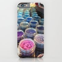 iPhone & iPod Case featuring makeup by Aliina Ross