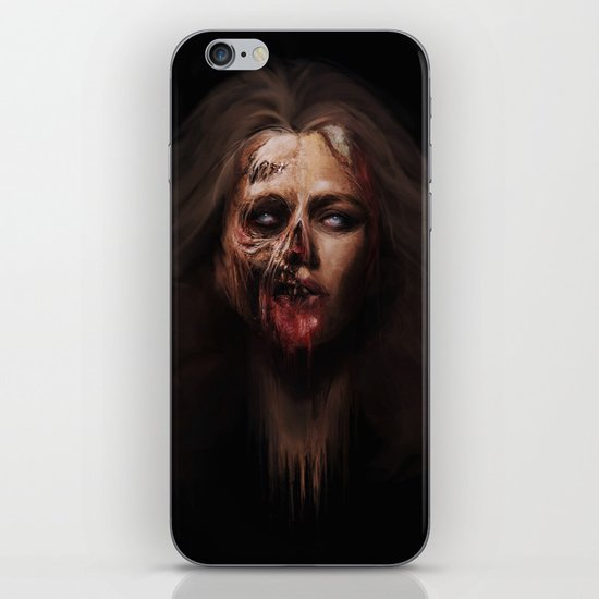 FLOATER iPhone & iPod Skin
