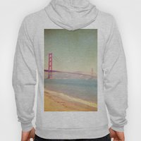 A Golden Day at the Beach Hoody