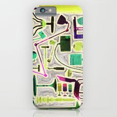 Modern Furniture Collage iPhone 6s Slim Case