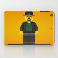 Lego Walter White - Vector iPad Case