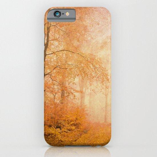 misty pathway iPhone & iPod Case