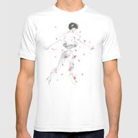 Circuitry Surgery 4 Mens Fitted Tee White SMALL