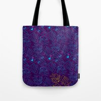 Fly Birita - poster pattern Tote Bag