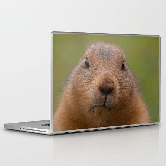 I'm cute Laptop & iPad Skin