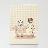 45 years married! Stationery Cards