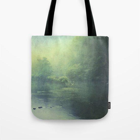 mystic haze Tote Bag