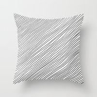 Righe Throw Pillow