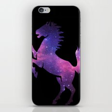 SPACE HORSE iPhone & iPod Skin