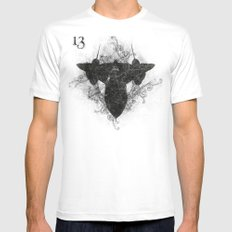 Makin' A Killing Mens Fitted Tee SMALL White