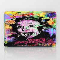 What A Beautiful World iPad Case