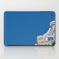 Will Like Your Facebook … iPad Case
