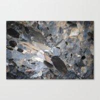 I Am A Rock :: Alaskan B… Canvas Print