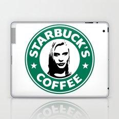 Captain Starbuck's Coffee Laptop & iPad Skin