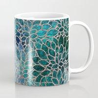 Floral Abstract 4 Mug