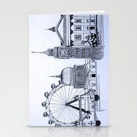 You sound like you're from London Stationery Cards