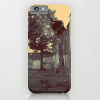 iPhone & iPod Case featuring Plant Apocalypse by Javier Díaz F.