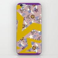 Star Scarf  iPhone & iPod Skin