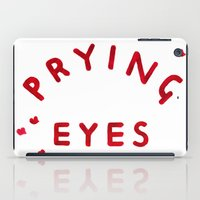 Prying Eyes iPad Case