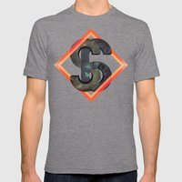 S6:  Society6 Universe Mens Fitted Tee Tri-Grey SMALL