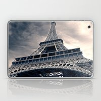 Towering Eiffel Tower Laptop & iPad Skin