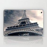 Towering Eiffel Tower Laptop & iPad Skin