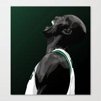 KG Canvas Print