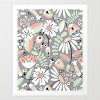Annabelle - Bliss Art Print