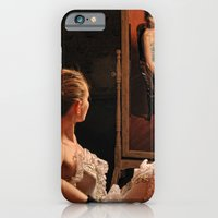 iPhone & iPod Case featuring Victoria and the mirror by Wood-n-Images