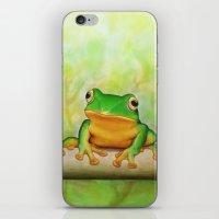 Taipei TreeFrog iPhone & iPod Skin