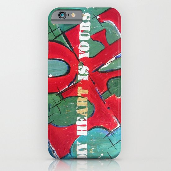 My Art is Yours iPhone & iPod Case