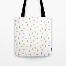 Catctus Multicolor Tote Bag