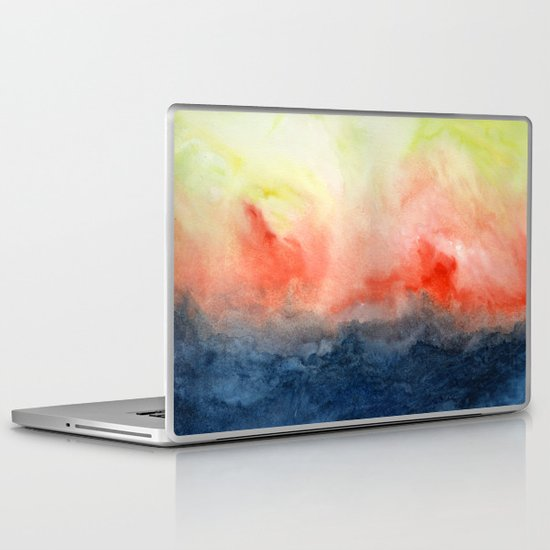 Brush Fire Laptop & iPad Skin