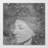 Dream Weaver Canvas Print