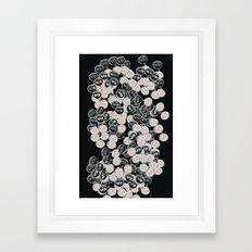 falso positivo Framed Art Print