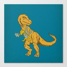 Dinosaur Jr. Canvas Print