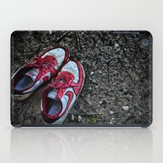 Literally Stepping Out iPad Case