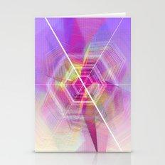 Optical Electric-Mayhem Stationery Cards
