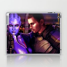 Mass Effect - For love... Laptop & iPad Skin