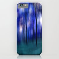 Forest Abstract iPhone 6 Slim Case