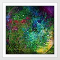 Circle Of Pure Joy Art Print