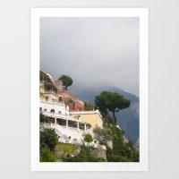 Amalfi 264 Art Print