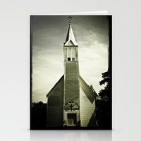 Sacred Heart Church Stationery Cards