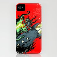 iPhone Cases featuring Ode to Joy - Color by Isaboa