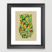 - Before Mutation - Framed Art Print