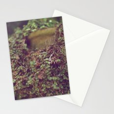In Her Garden Stationery Cards